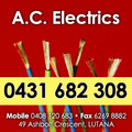 AC Electrics (Lutana)
