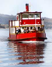 Captain Fell's Historic Ferries