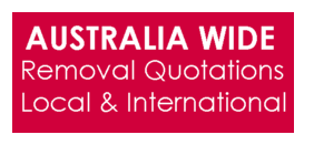 International and Australia Removal Quotes